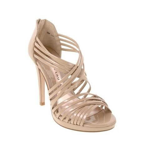 Chinese Laundry Womens Ivie Open Toe Pumps