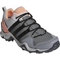 adidas Women's Terrex AX 2.0 Climaproof Hiking Shoe Grey Two/Black/Chalk Coral