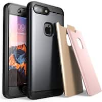 iPhone 7 Case, SUPCASE Water Resistant Full-body Case with Built-in Screen Protector with 3 Interchangeable Cover