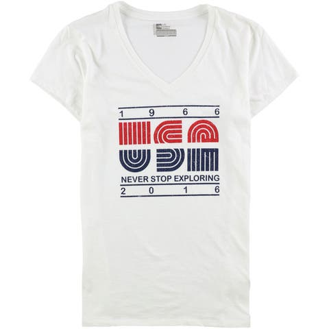 The North Face Womens Slim Never Stop Exploring Graphic T-Shirt