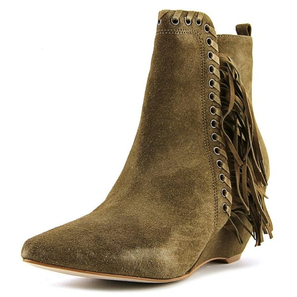 Matisse Sissy Women Olive Boots
