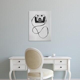 Easy Art Prints Alan Blaustein's 'Retro Point & Shoot #11' Premium Canvas Art