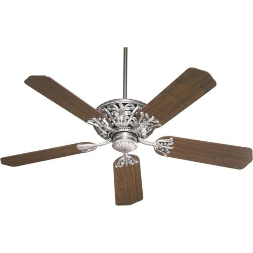 Quorum International Q85525 Energy Star Rated Renaissance Indoor Ceiling Fan from the Windsor Collection