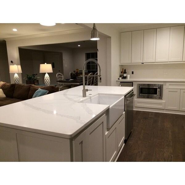 Shop Moen Align Pullout SingleHole Kitchen Faucet SRS Stainless - Moen align kitchen faucet