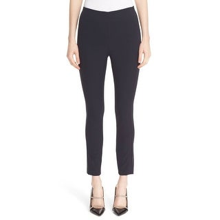 Theory NEW Midnight Navy Blue Womens Size 2 Slim Ankle Dress Pants