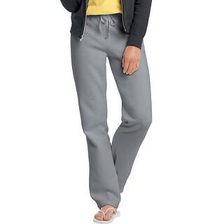 Hanes EcoSmart Cotton-Rich Women's Drawstring Sweatpants - 3XL