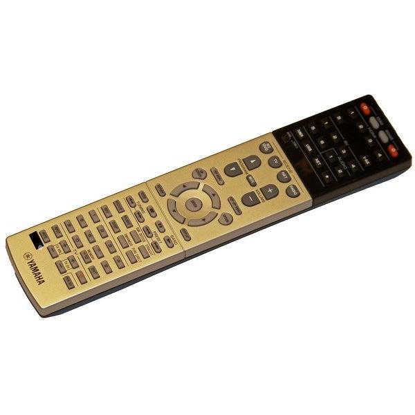 OEM Yamaha Remote Control Originally Shipped With: HTR6065, HTR-6065, RXA720, RX-A720, RXV673, RX-V673