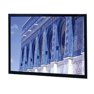 Da-Lite Da-Snap Fixed Frame Projection Screen - 168 x 94.5 inches (Refurbished)