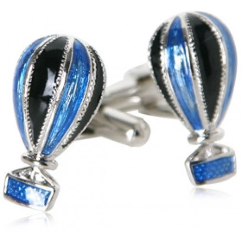 Air Balloon Romance  Cuff Links