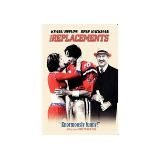 REPLACEMENTS (DVD/RE-PKG/ECO)