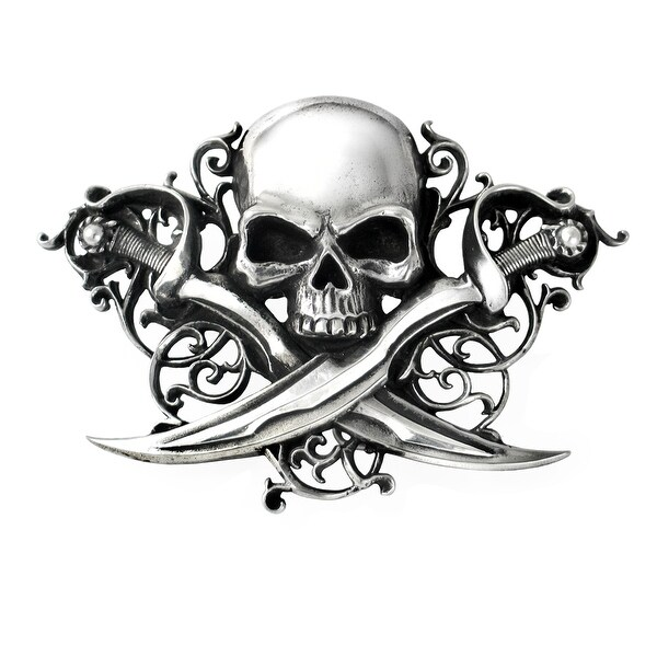 Alchemy Gothic Letter Of Marque Buckle