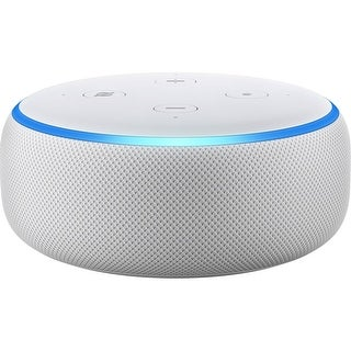Amazon Echo Dot (3rd Generation) (Sandstone)