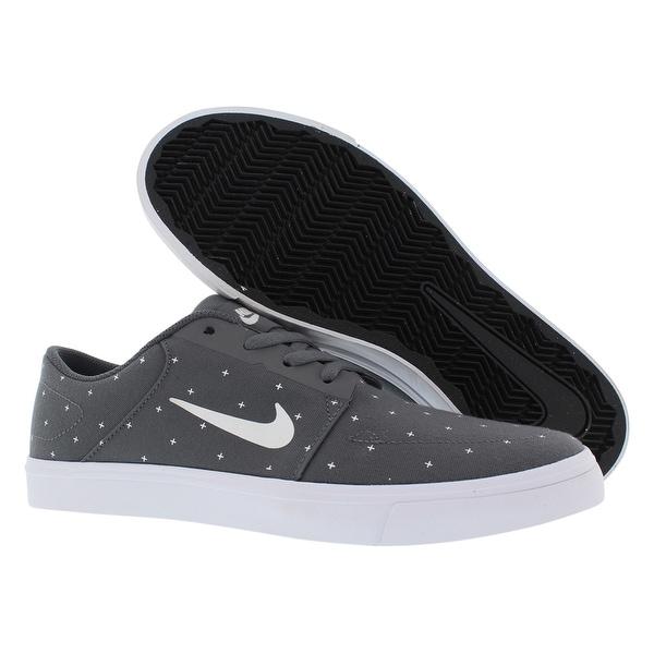 Nike Sb Portmore Cnvs Premium Training Men's Shoes Size - 7.5 d(m) us