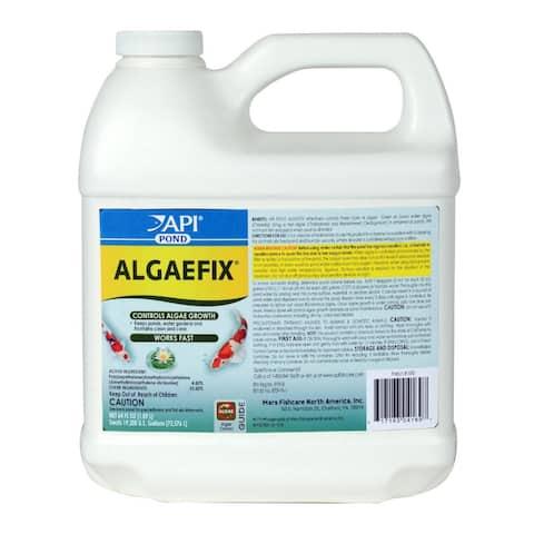 API 169D PondCare Pond Algaefix for Algae Control, 64 Oz