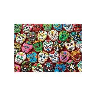 Sugar Skull Cookies 1000 Piece Cobble Hill Puzzle