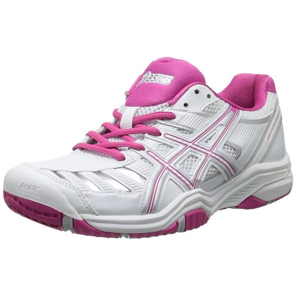 ASICS Womens Gel-Challenger Low Top Lace Up Tennis Shoes
