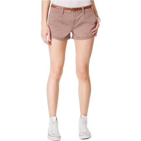 American Rag Womens Colored Casual Denim Shorts