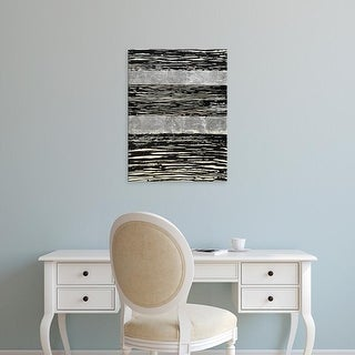 Easy Art Prints Natalie Avondet's 'Shine a Light I' Premium Canvas Art