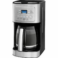 Cuisinart 14-Cup Stainless Steel Coffeemaker Machine Brew Automatic (Refurbished)