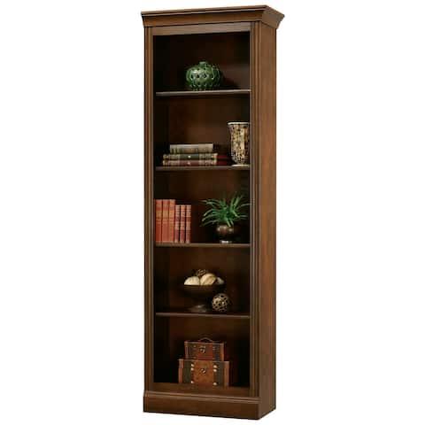 Hekman 5-shelf Solid Wood Bookshelf - Right Pier Only