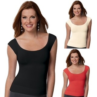 SPANX On Top and In Control - Cap Sleeve Shaping Top