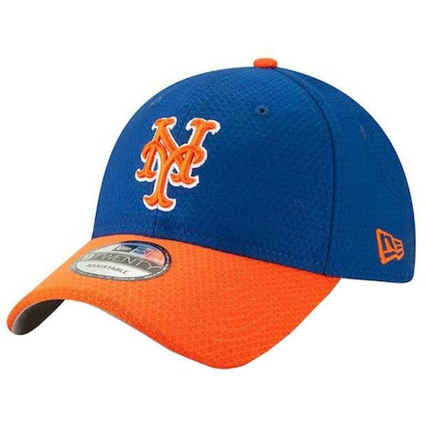 3173d0bb0296ae New Era 2019 MLB New York Mets Baseball Cap Hat Bat Practice BP 9Twenty  Adjust
