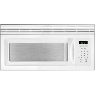 Frigidaire MWV150K 1.5 Cubic Foot Over-The-Range Microwave with Ready-Select Controls and 2 Speed Vent Fan