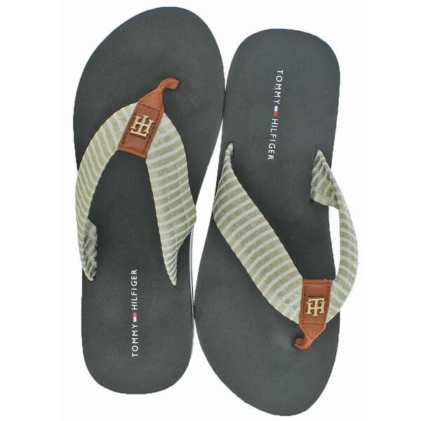 Tommy Hilfiger Platform Flip Flops