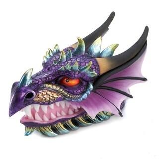 Beautiful Dragon Head Collectible Treasure Box