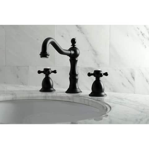 Heritage 8 in. Widespread Bathroom Faucet