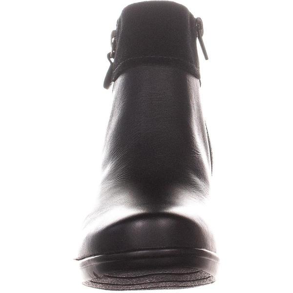 Shop Clarks Emslie Twist Ankle Boots