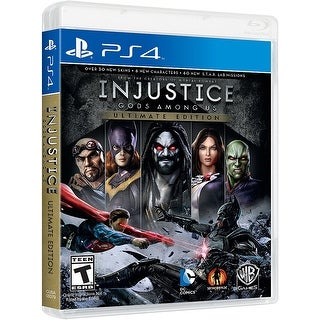Warner Brothers - 55233 - Injustice 2 Ps4