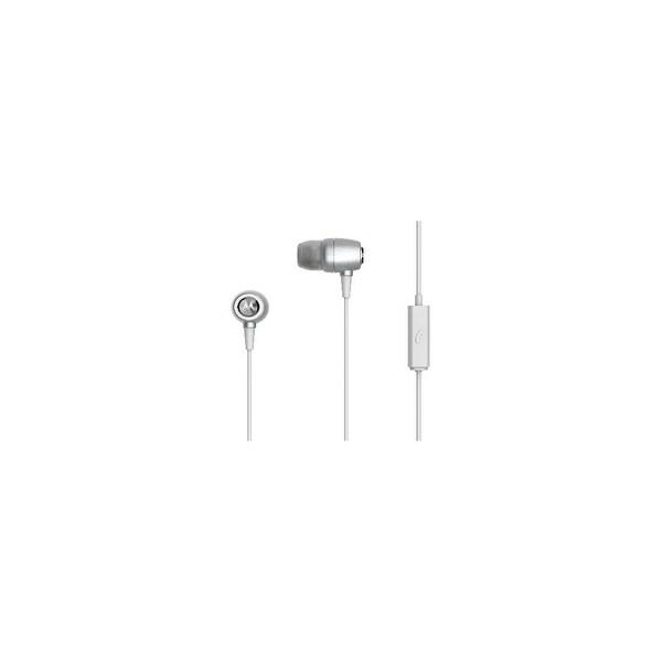 Motorola In-Ear Premium Metal Design Headphones w/ Noise Isolation