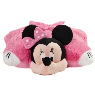 "Disney My Pillow Pet isney 18"" Minnie Mouse Plush"