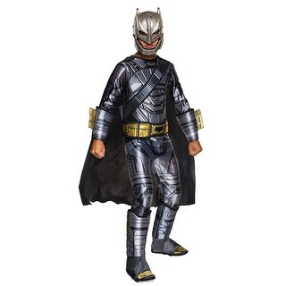 Boys Deluxe Armored Batman Dawn of Justice Costume