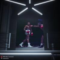 IKONICK Muhammad Ali - Float Canvas Art