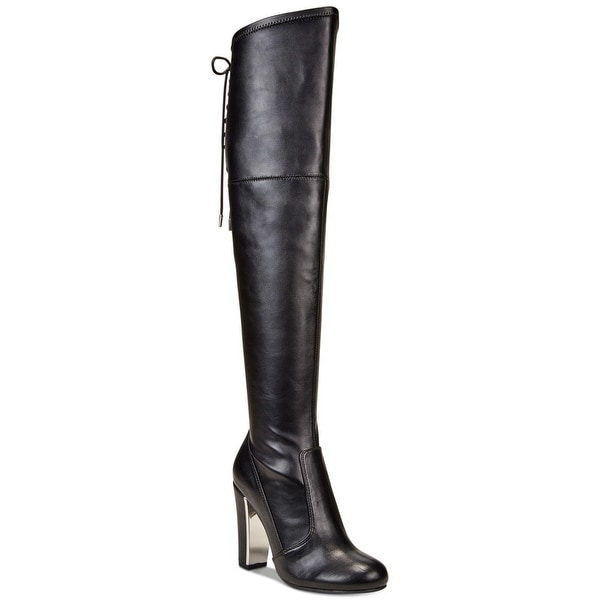 a0f1aba8a81 Shop Material Girl Womens priyanka Closed Toe Knee High Fashion ...