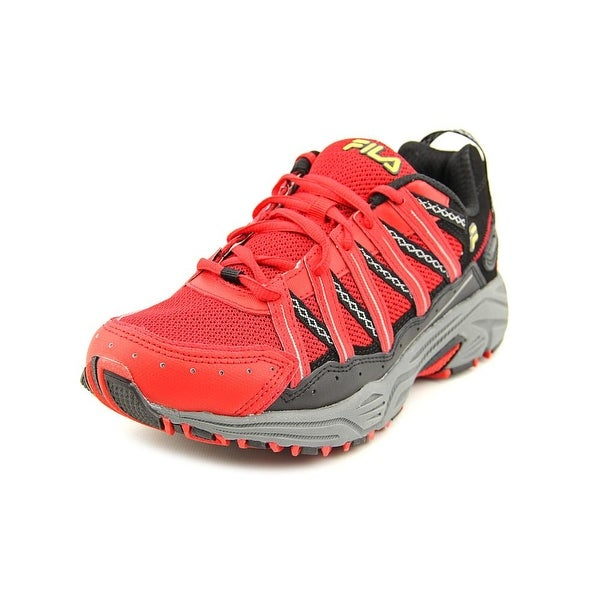 Fila Headway 4 Men Round Toe Synthetic Red Sneakers