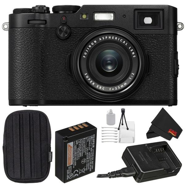 Shop Fujifilm X100F Digital Camera Bundle (Intl Model