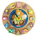 Fisher-Price Little People Discovery Time Puzzle Clock - Thumbnail 0