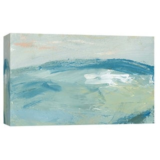 """PTM Images 9-101913  PTM Canvas Collection 8"""" x 10"""" - """"Landscape Study 8"""" Giclee Abstract Art Print on Canvas"""