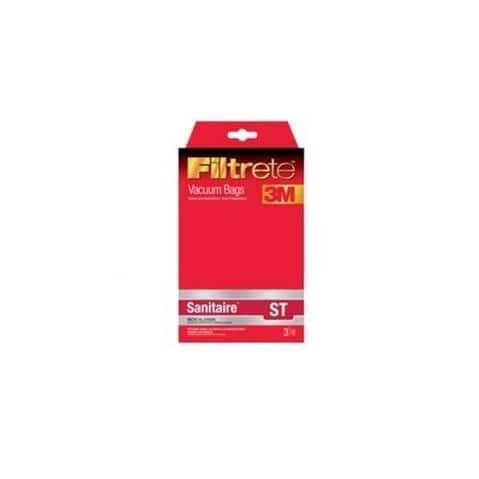 Eureka 67721-6 Micro Allergen Sanitaire Vacuum Bag, 3 Pack