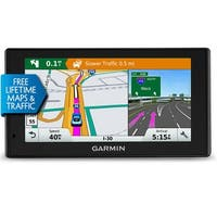 "Garmin DriveSmart 60LMT GPS Navigator 6"" HD Touchscreen Display w/Maps Of North America"