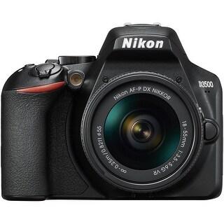 Nikon D3500 DSLR Camera with 18-55mm Lens (Newest Model)
