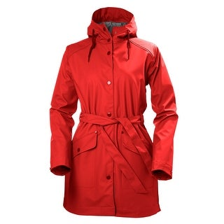 Helly Hansen Womens Kirkwall Rain Coat Rain Wear
