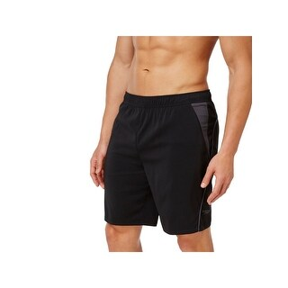 Speedo Mens Compression Turbo Dri Swim Trunks - XL