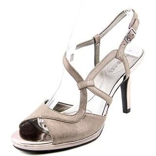 Bandolino Swain Open Toe Synthetic Sandals