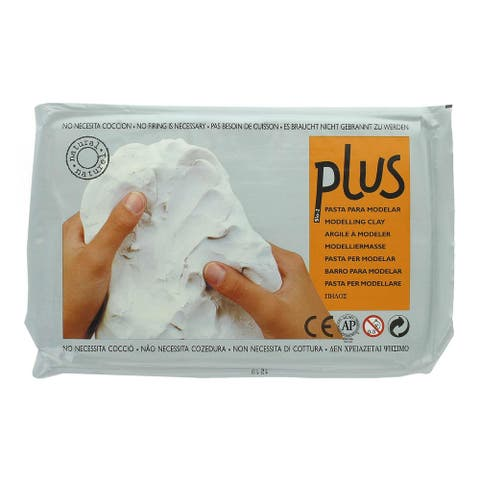 Activa Plus Clay 2.2lb White