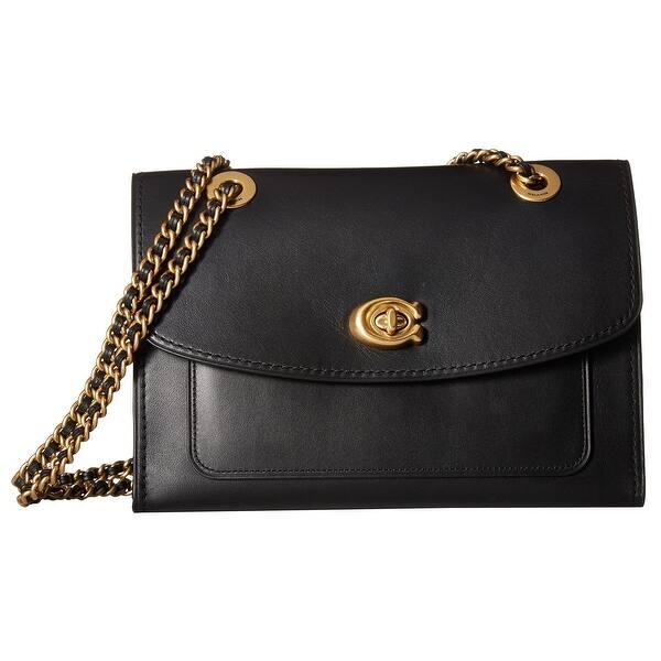 a11348a17 Shop COACH Parker Shoulder Handbag - Free Shipping Today - Overstock ...