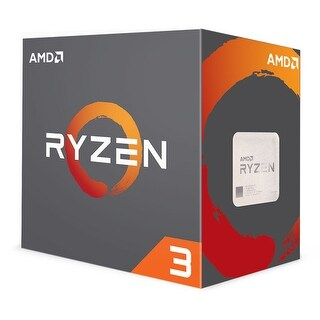 NEW - New AMD Ryzen 3 1200 4-Core 3.1GHz (3.4GHz Turbo) Socket AM4 65W YD1200BBAEBOX